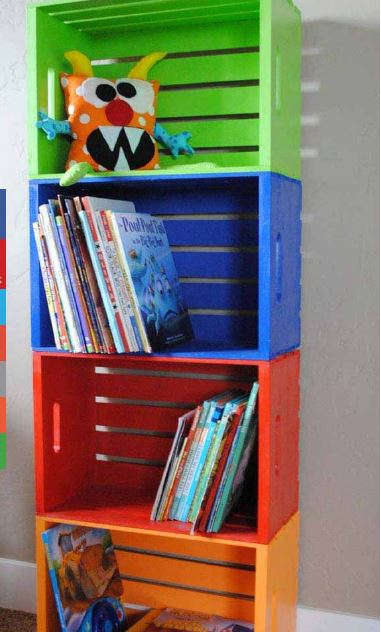 diy-bookcase