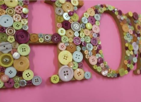 buttons-and-letters
