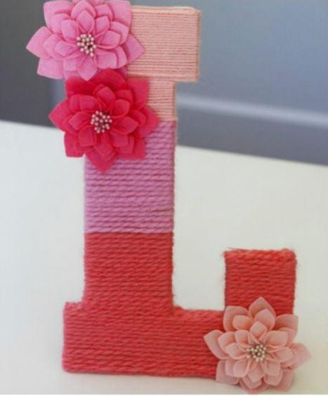 yarn-letters