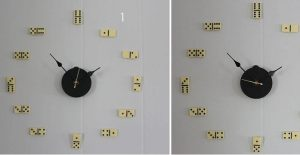 domino-diy-clock