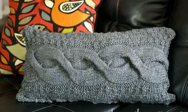 knit-pillow