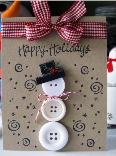 cardboard-and-snowman-card