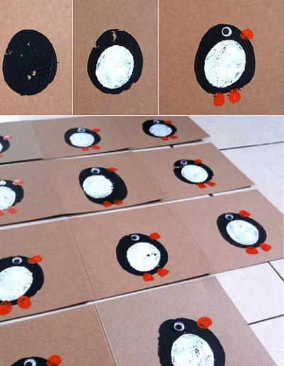 penguin-cards