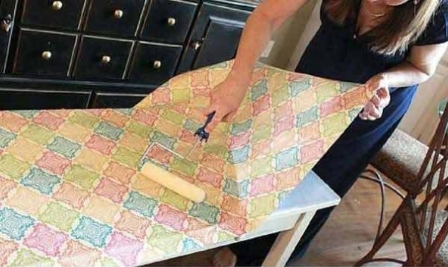 wrap-paper-table