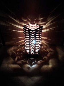 DIY lampater apo ksila