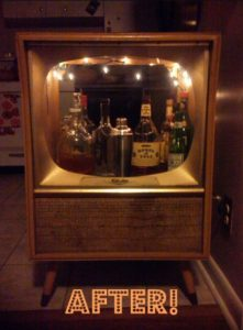 diy bar retro diakosmisi