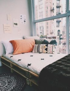gwniako krevati