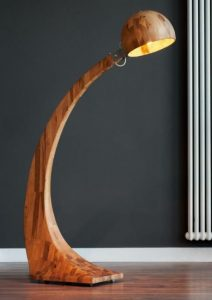 megalo ksylino lampater