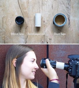 exypnes idees kamera
