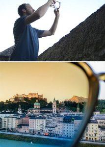 filtra fotografies