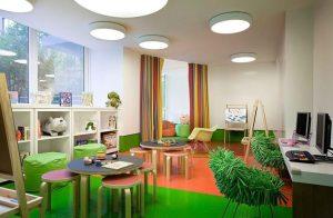 playroom me trapezakia, ipologistes, kavaleta