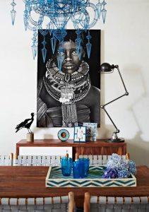 afrikaniki eswteriki diakosmisi trapezarias