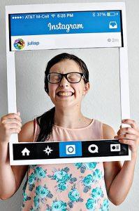 stoli fotografia Instagram