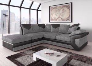 kanapes gwnia gkri kai mauro