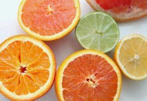 portokali, grapefruit, lemoni, lime