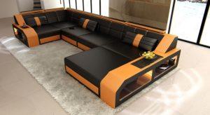 kanapes gwnia mauros kai portokali