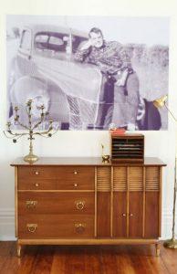 vintage gwnia, vintage megalos pinakas