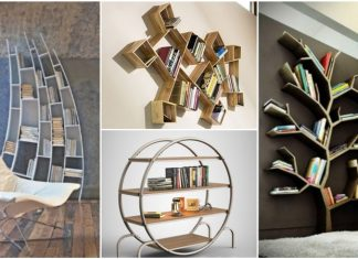 bibliothikes diakosmisi saloniou