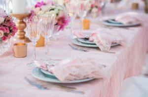 leuko roz trapezo gamou