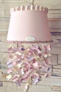 roz kapelo me xartines petaludes