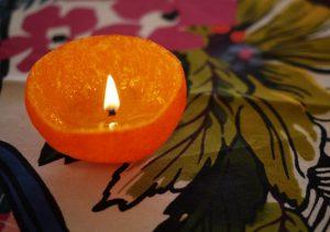 keraki apo portokali flouda