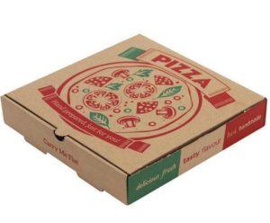 kuti pizza xartoni