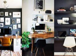 γραφείο-υπνοδωμάτιο