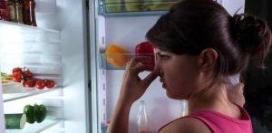 ψυγείο μυρίζει, exypnes-idees.gr
