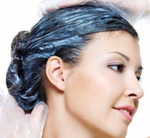 βάψιμο μαλλιών