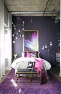 εφηβικό υπνοδωμάτιο