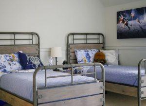 απλό αγορίστικο δωμάτιο