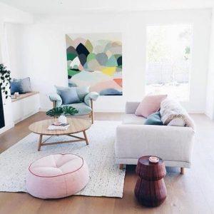 εντυπωσιακό σαλόνι