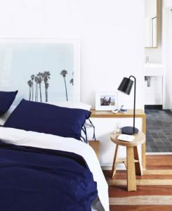 ιδέες για μοντέρνο υπνοδωμάτιο