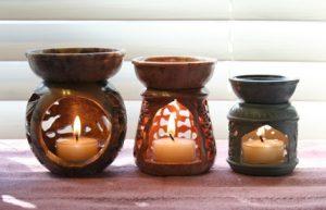 κερί αρωματικό χώρου