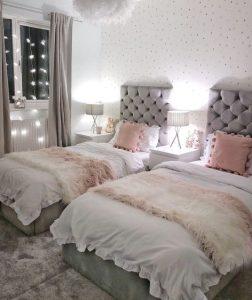εφηβικό κοριτσίστικο δωμάτιο