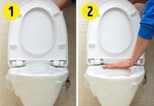 τρόποι ξεβουλώσεις λεκάνη τουαλέτας
