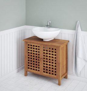 ξύλινο ντουλάπι