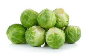 λαχανάκια Βρυξελλών