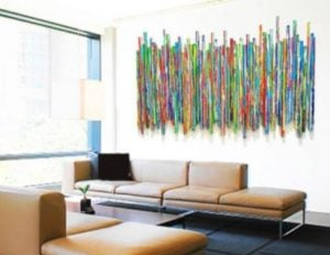 μοντέρνο διακοσμητικό τοίχου