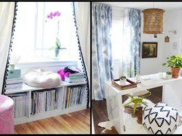 διακόσμηση σπιτιού κουρτίνες exypnes-idees.gr