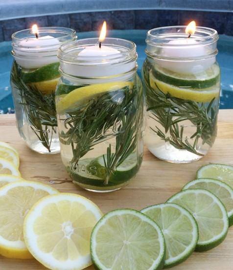 εντομοαπωθητικό με lime, exypnes-idees.gr