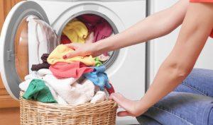 πλυμένα ρούχα