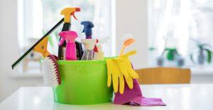 είδη καθαριότητας