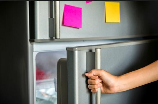 ψυγείου αλουμινίου