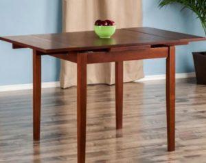 μικρό τραπέζι με πτερύγια στα πλαϊνά