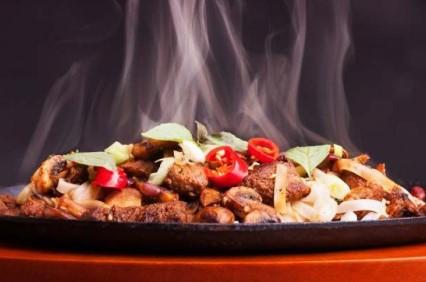 ζεστό φαγητό, exypnes-idees.gr