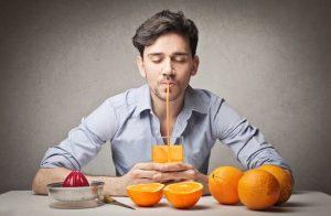 διατροφή υγρά χυμοί