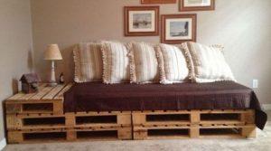 diy γωνιακοί καναπέδες ξύλινες κατασκευές