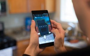 εφαρμογή κινητού διακόσμηση σπιτιού