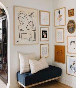 επιτοίχιοι πίνακες αφηρημένης τέχνης
